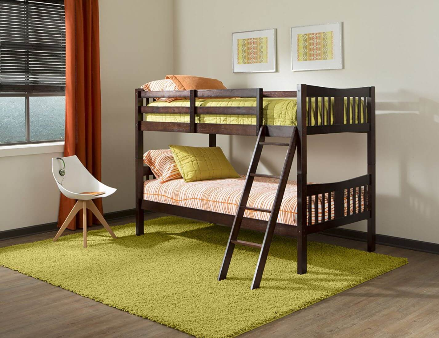 affordable bunk beds for kids wood