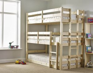 Triple Bunk Beds for Kids 2