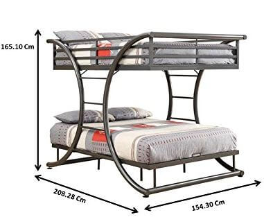 Best Metal Adult Bunk Beds You Can Find Bunk Beds For Kids
