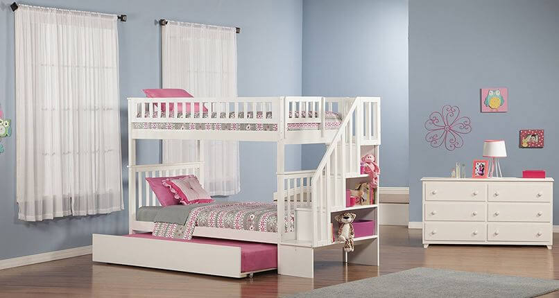 bunk beds for a girls room5