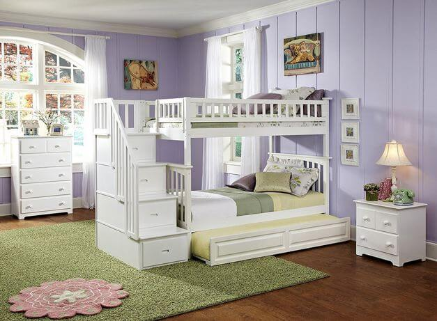 bunk beds for a girls room 7