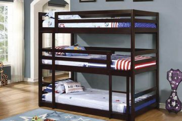 Introduction - Coaster 400302, Triple Twin Bunk Bed1