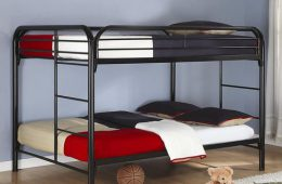 Coaster Fine Furniture 460056k Full Over Full Bunk Bed