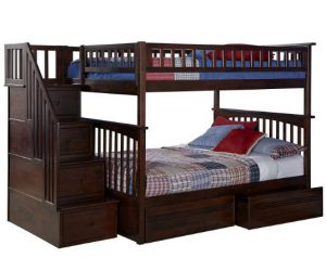 The BEST Top 3 Bunk Beds With Stairs and Storage1