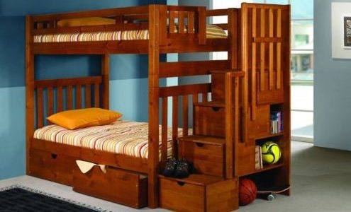 The BEST Top 3 Bunk Beds With Stairs and Storage6