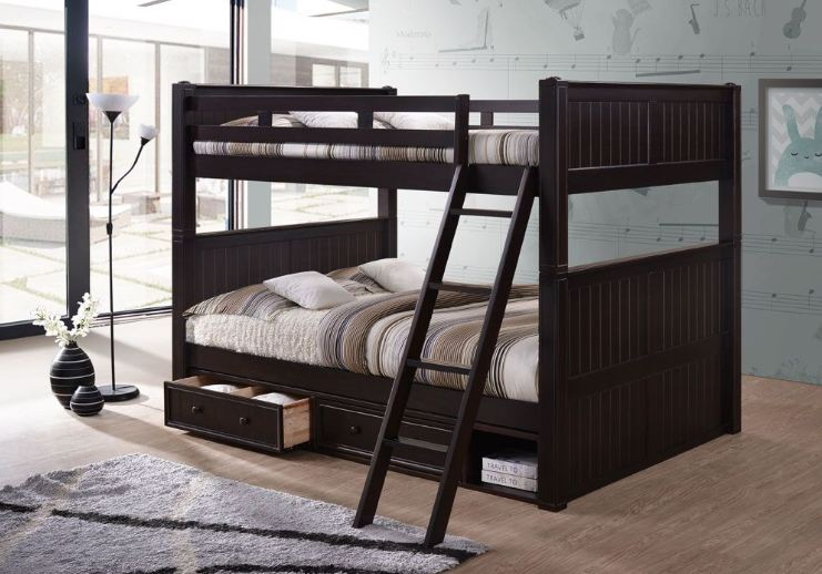 Best QUEEN Over QUEEN Bunk Beds For Adults