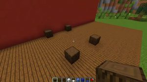 How to craft and make a bunk bed in minecraft