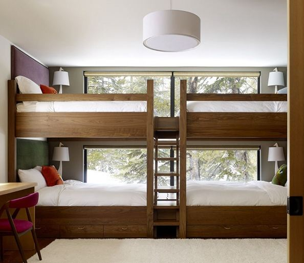 10 Reasons Not To Have A Bunk Bed In Front Of Window